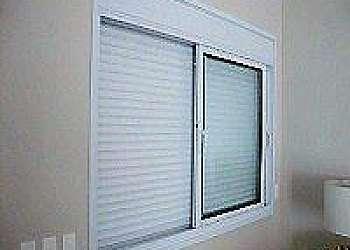Colocação de janela blindex