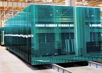 Fábrica de box de vidro temperado
